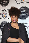 Essence's Julee Wilson attends the 2016 ESSENCE Best in Black Beauty Awards Carnival