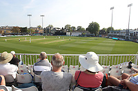 General view of play under sunny skies during Essex CCC vs Nottinghamshire CCC, Specsavers County Championship Division 1 Cricket at The Cloudfm County Ground on 15th May 2019