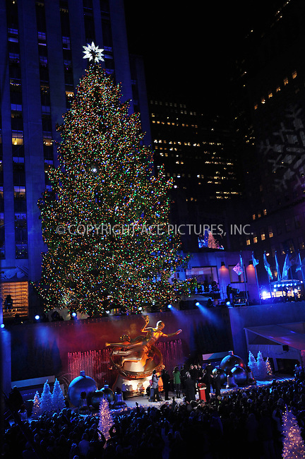 WWW.ACEPIXS.COM . . . . . .November 28, 2012...New York City...The 80th Annual Rockefeller Center Christmas Tree Lighting Ceremony on November 28, 2012 in New York City ....Please byline: KRISTIN CALLAHAN - ACEPIXS.COM.. . . . . . ..Ace Pictures, Inc: ..tel: (212) 243 8787 or (646) 769 0430..e-mail: info@acepixs.com..web: http://www.acepixs.com .
