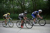 Tom Boonen (BEL/Etixx-QuickStep) leading the way<br /> <br /> Heistse Pijl 2016