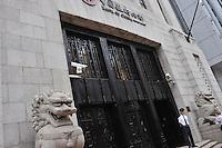 Bank of China in Central, Hong Kong..