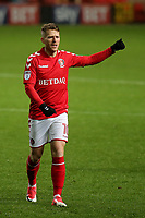 Billy Clarke of Charlton Athletic during Charlton Athletic vs Portsmouth, Checkatrade Trophy Football at The Valley on 7th November 2017