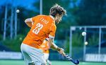 AMSTELVEEN - Florian Fuchs (Bldaal)  tijdens de play-offs hoofdklasse  heren , Amsterdam-Bloemendaal (0-2).    COPYRIGHT KOEN SUYK
