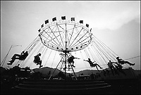 The Carnival. Guca (Gucha), Serbia, Yugoslavia, August 2001 © Stephen Blake Farrington<br />