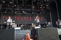 The Temper Trap performing at Future Music Festival, Flemington Racecourse, Melbourne, 10 March 2013