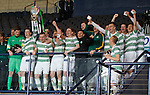 Celtic beat Rangers 2-0 to lift the Glasgow Cup 2015