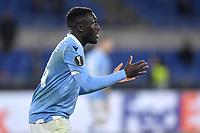 Bobby Adekanye of SS Lazio <br /> Roma 28-11-2019 Stadio Olimpico <br /> Football Europa League 2019/2020 <br /> SS Lazio - CFR Cluji <br /> Photo Andrea Staccioli / Insidefoto