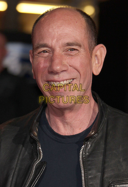 6 March 2014 - Hollywood, California - Miguel Ferrer. &quot;Need For Speed&quot; Los Angeles Premiere held at the TCL Chinese Theatre.  <br /> CAP/ADM/RE<br /> &copy;Russ Elliot/AdMedia/Capital Pictures