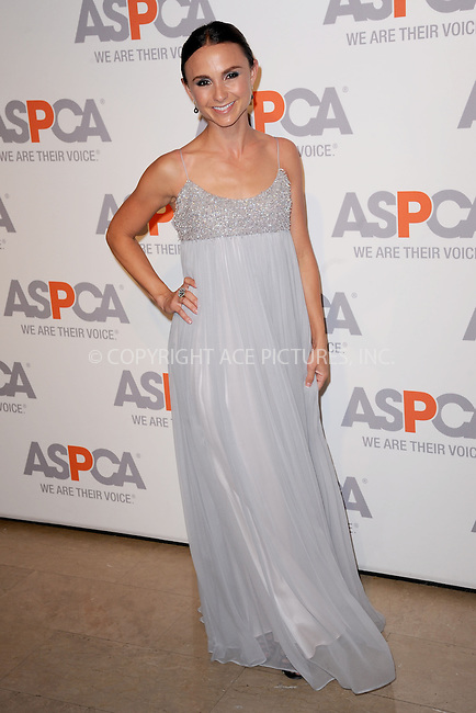 WWW.ACEPIXS.COM<br /> April 9, 2015 New York City<br /> <br /> Georgina Bloomberg attending the 18th Annual ASPCA Bergh Ball at the Plaza Hotel on April 9, 2015 in New York City.<br /> <br /> Please byline: Kristin Callahan/AcePictures<br /> <br /> ACEPIXS.COM<br /> <br /> Tel: (646) 769 0430<br /> e-mail: info@acepixs.com<br /> web: http://www.acepixs.com