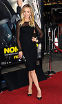 Bar Paly at the Los Angeles world premiere of 'Non-Stop' held at the Regency Village Theatre on February 24, 2014