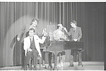 Sam Kinison, Allan Stephan, Lenny Clarke, Carl Labove & Richard Belzer 1987
