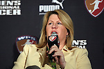 15 January 2010: WPS COO Mary Harvey. The 2010 WPS Draft was held at Pennsylvania Convention Center in Philadelphia, PA during the NSCAA Annual Convention.