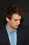 Brandon Flynn attends the opening night performance photo call of the Vineyard Theatre's 'Kid Victory' at the Vineyard Theatre on February 22, 2017 in New York City.