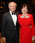 Steve and Mary Lynn Marks at the Houston Symphony Ball at the Hilton Americas Houston Friday Feb. 27, 2009. (Dave Rossman/For the Chronicle)