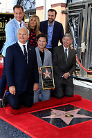 LOS ANGELES - July 26:  Will Arnett, Jennifer Aniston, Ben Allen, Jason Bateman, Leron Gubler at the Jason Bateman Hollywood Walk of Fame Star Ceremony at the Walk of Fame on July 26, 2017 in Hollywood, CA