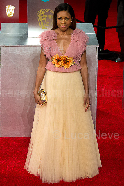 Naomi Harris.<br />
