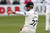 Ryan ten Doeschate of Essex directs the field during Essex CCC vs Middlesex CCC, Specsavers County Championship Division 1 Cricket at The Cloudfm County Ground on 29th June 2017