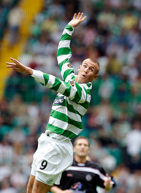Kenny Miller, Celtic.stock season 2006-2007.pic willie vass