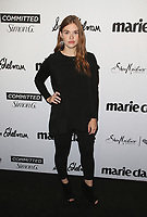 WEST HOLLYWOOD, CA - APRIL 27: Holland Roden, at Marie Claire Fifth Annual Fresh Faces event honoring it's May Cover Stars at Poppy in West Hollywood, California on April 27, 2018. Credit: Faye Sadou/MediaPunch