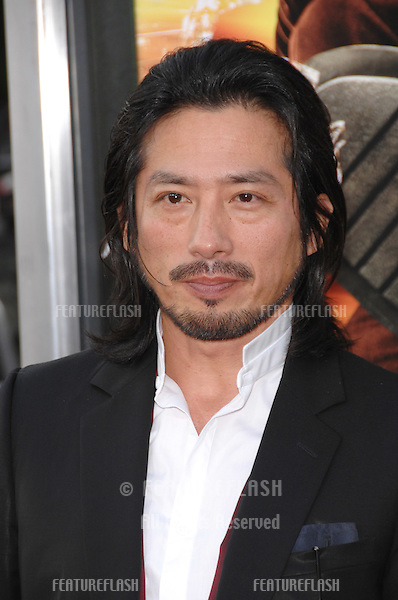 "Hiroyuki Sanada at the Los Angeles premiere of ""Rush Hour 3"" at Grauman's Chinese Theatre, Hollywood..July 31, 2007  Los Angeles, CA.Picture: Paul Smith / Featureflash"