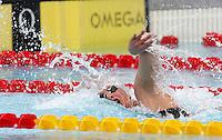 """Trofeo """"Sette Colli"""" di nuoto al Foro Italico, Roma, 8 giugno 2008..""""Seven Hills"""" swimming trophy at Rome's Foro Italico, 8 june 2008..1500 meters freestyle men: Italy's Federico Corbeltaldo..UPDATE IMAGES PRESS/Riccardo De Luca"""