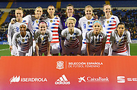 USWNT vs Spain, January 22, 2019