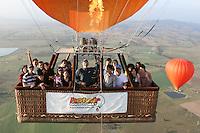 20121128 November 28 Hot Air Balloon Gold Coast