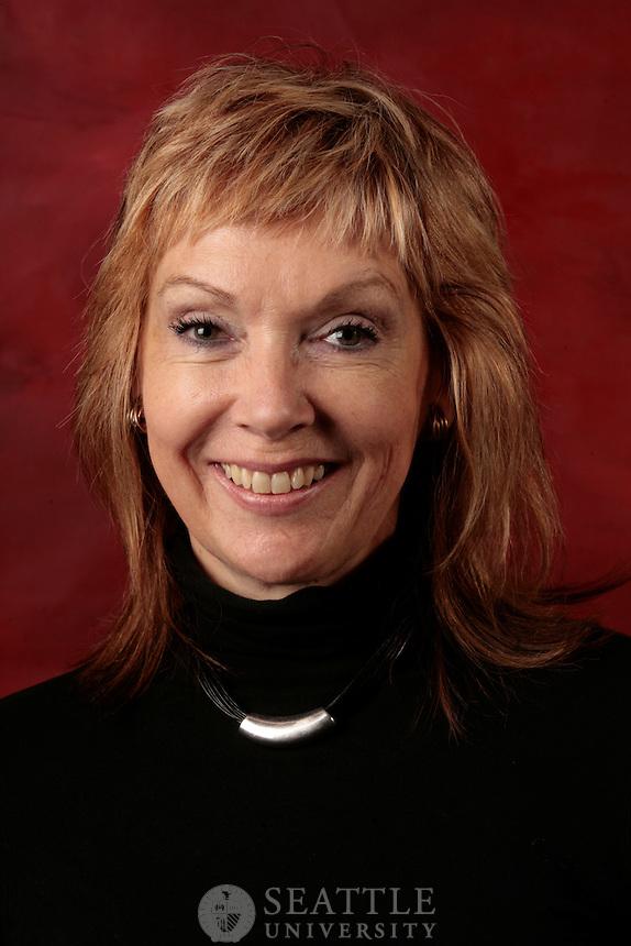 10282010- Head Shot Day 1, Seattle University, Faculty, Staff<br /> <br /> Claudia Jones, School of Nursing