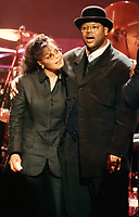 Janet Jackson and Jimmy Jam 1996<br />
