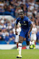 Kurt Zouma of Chelsea running during the Premier League match between Chelsea and Sheff United at Stamford Bridge, London, England on 31 August 2019. Photo by Carlton Myrie / PRiME Media Images.