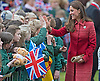 PRINCE WILLIAM AND CATHERINE,  DUCHESS OF CAMBRIDGE<br /> also known as The Earl and Countess of Strathearn in Scotland attended a series of engagements in Strathearn, in the county of Perth and Kinross.<br /> They included visits to Strathearn Community Campus, the newly restored MacRosty Park in Crieff and a Fete In Forteviot_29/05/2014<br /> Mandatory Credit Photo: &copy;NEWSPIX INTERNATIONAL<br /> <br /> **ALL FEES PAYABLE TO: &quot;NEWSPIX INTERNATIONAL&quot;**<br /> <br /> IMMEDIATE CONFIRMATION OF USAGE REQUIRED:<br /> Newspix International, 31 Chinnery Hill, Bishop's Stortford, ENGLAND CM23 3PS<br /> Tel:+441279 324672  ; Fax: +441279656877<br /> Mobile:  07775681153<br /> e-mail: info@newspixinternational.co.uk