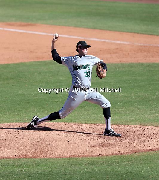 Derek Craft - Surprise Saguaros - 2019 Arizona Fall League (Bill Mitchell)