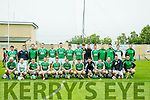 Ballyduff in the County Championship Hurling Round 1 against Kilmoyley at Abbeydorney GAA ground on Sunday
