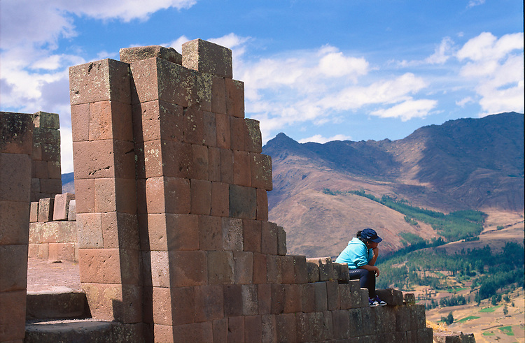 Pisac, Peru, 2016.