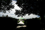 Dianatempel or the temple of Diana in hofgarten in Munich, Germany, July 31, 2008. (ALTERPHOTOS/Alvaro Hernandez)