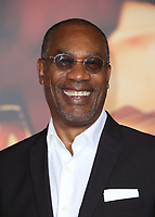 LOS ANGELES, CA - NOVEMBER 13: Joe Morton, at the Justice League film Premiere on November 13, 2017 at the Dolby Theatre in Los Angeles, California. Credit: Faye Sadou/MediaPunch