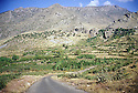 Irak 2000. Paysage de la région de Sharanesh.   Iraq 2000. Landscape around Sharanesh