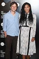 Jim Strouse &amp; Jessica Williams at the Sundance Film Festival: London opening photocall at Picturehouse Central, London.<br /> 01 June  2017<br /> Picture: Steve Vas/Featureflash/SilverHub 0208 004 5359 sales@silverhubmedia.com