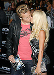 "HOLLYWOOD, CA. - August 06: Spencer Pratt and Heidi Montag arrive at a special screening of ""G.I. Joe: The Rise Of The Cobra"" on August 6, 2009 in Hollywood, California."