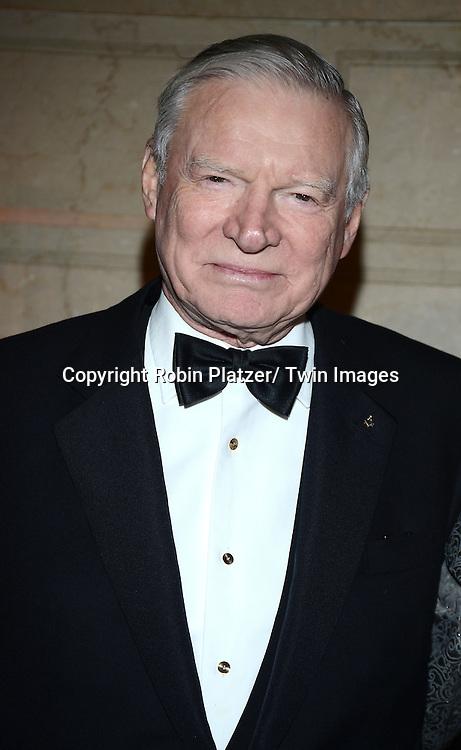 John French attends the New York Landmarks Consevancy's 20th Annual Living Landmarks Celebration on November 14, 2013 at the Plaza Hotel in New York City.