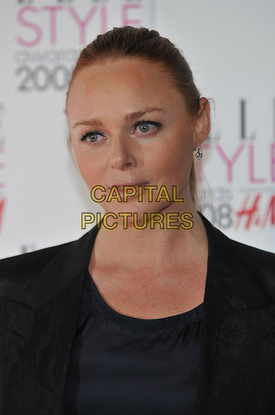 STELLA McCARTNEY.ELLE Style Awards 2008, The Westway, London, England,.12th February 2008..portrait headshot .CAP/PL.©Phil Loftus/Capital Pictures
