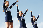 1310-77 112<br /> <br /> 1310-77 Cheer Squad Action, cheerleaders, stand.<br /> <br /> October 25, 2013<br /> <br /> Photo by Mark A. Philbrick/BYU<br /> <br /> &copy; BYU PHOTO 2013<br /> All Rights Reserved<br /> photo@byu.edu  (801)422-7322