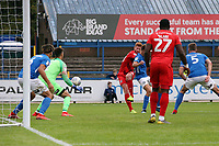O's matt harrold shot during Macclesfield Town vs Leyton Orient, Sky Bet EFL League 2 Football at the Moss Rose Stadium on 10th August 2019