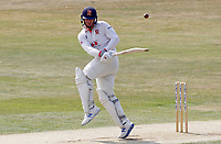 Simon harmer of Essex in batting action during Essex CCC vs Surrey CCC, Bob Willis Trophy Cricket at The Cloudfm County Ground on 9th August 2020