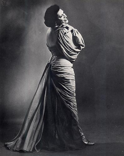 Maricusa Ornes, Recital en el Teatro Tapia, Puerto Rico, 1954.