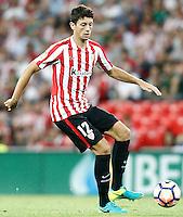Athletic de Bilbao's Mikel Vesga during La Liga match. August 28,2016. (ALTERPHOTOS/Acero) /NORTEPHOTO