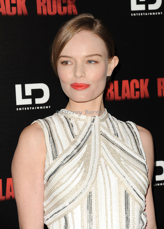 """Kate Bosworth at the screening of """"Black Rock"""" held at the Arclight Theatre in Los Angeles, CA. on May 8, 2013."""