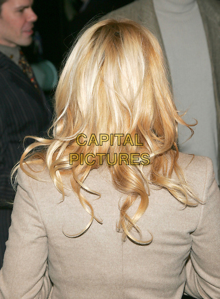PAMELA ANDERSON.At the an event hosted by PETA (People for the Ethical Treatment of Animals) to honor people who have made outstanding contributions in promoting PETA campaigns that take a stand against cruelty to animals,.New York, NY, USA, 03 February 2006..half length hair back behind lee.Ref: ADM/JL.www.capitalpictures.com.sales@capitalpictures.com.© Capital Pictures.
