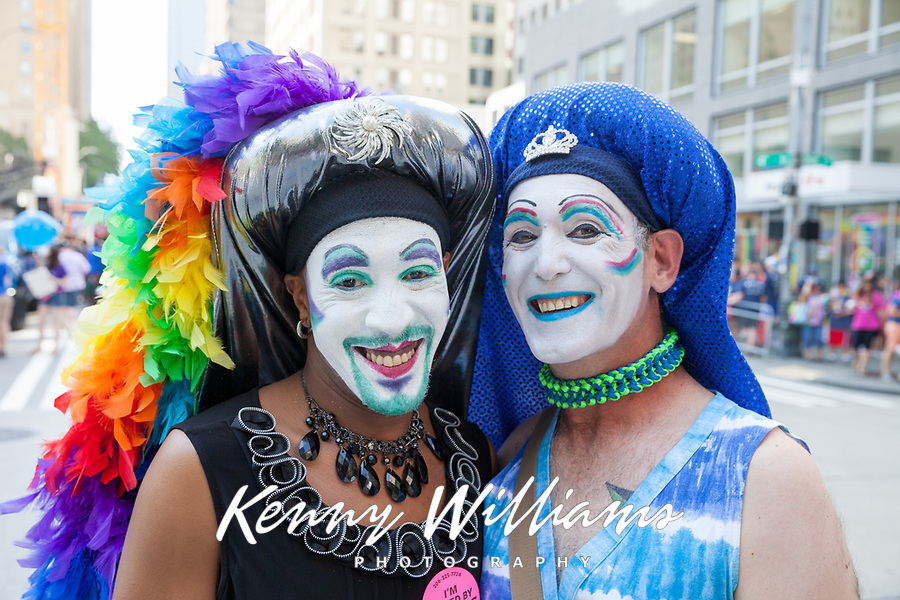 Seattle Pride Parade and Festival, Washington, USA.