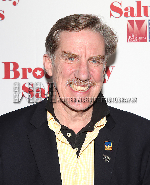 Nick Wyman attending the 'Broadway Salutes' honoring those who make Broadway Great at the Timers Square Visitors Center in Times Square,  New York City on 9/20/2012.